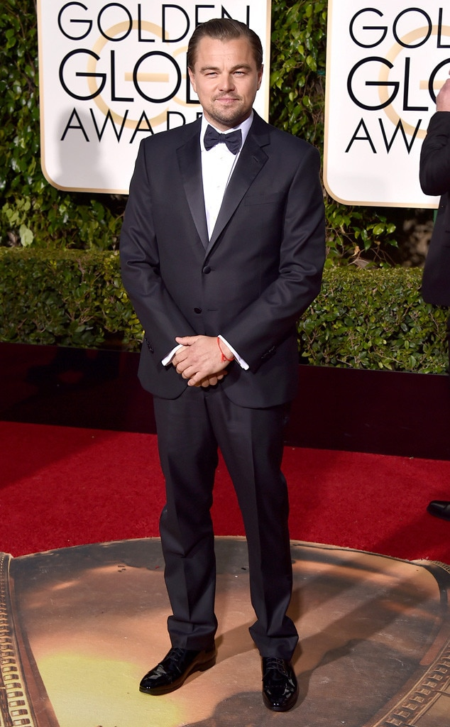 Leonardo DiCaprio, Golden Globe Awards