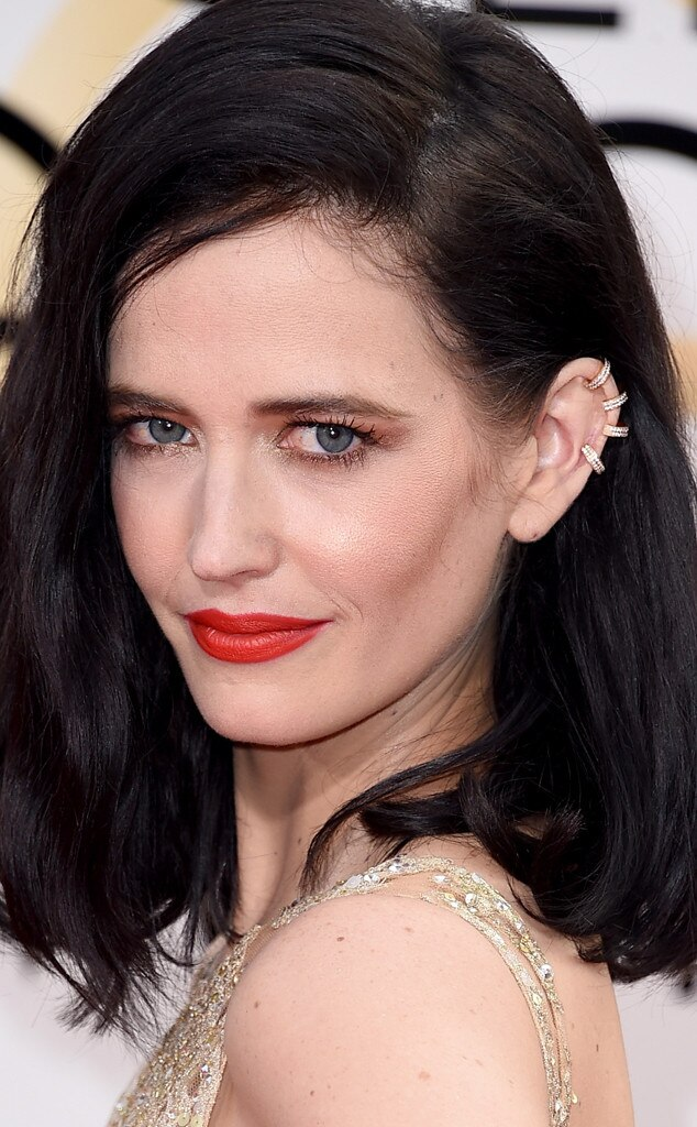 eva green from best beauty looks at the 2016 golden globes