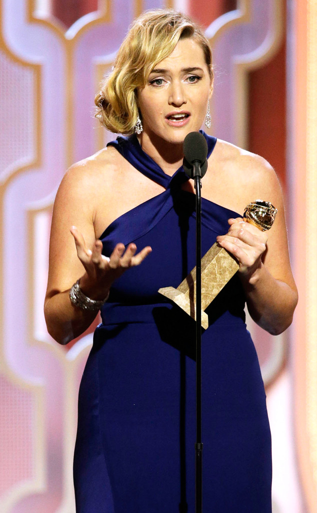 Kate Winslet , Golden Globes, Winners