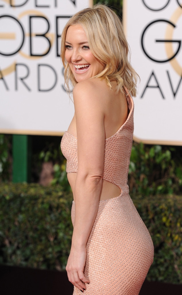 Kate Hudson, Golden Globe Awards, Candids