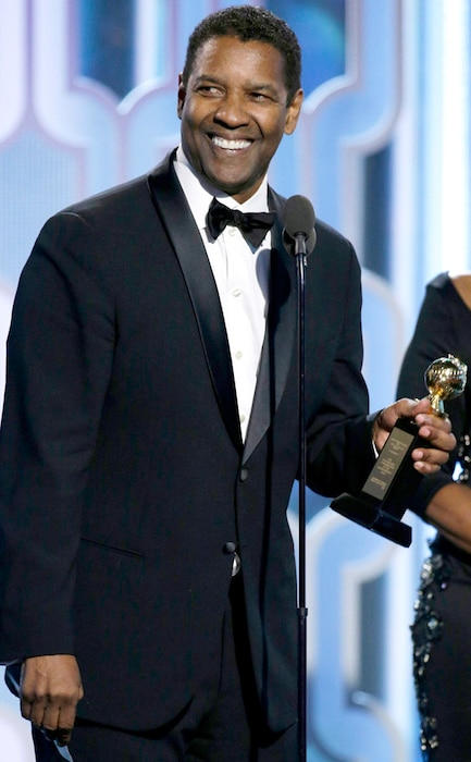 Denzel Washington, Golden Globe Awards