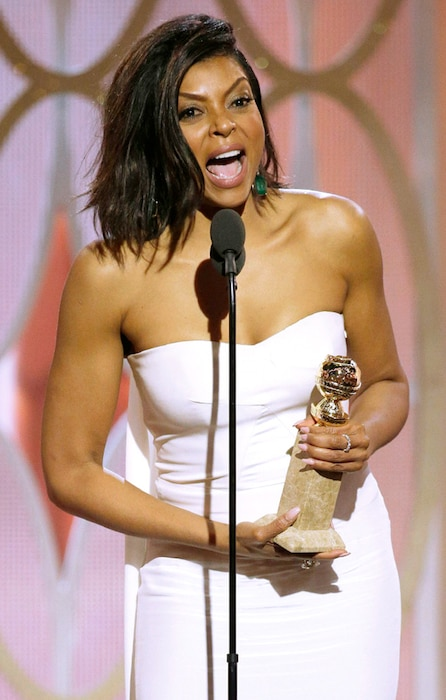 Taraji P. Henson, Golden Globe Awards, Winners