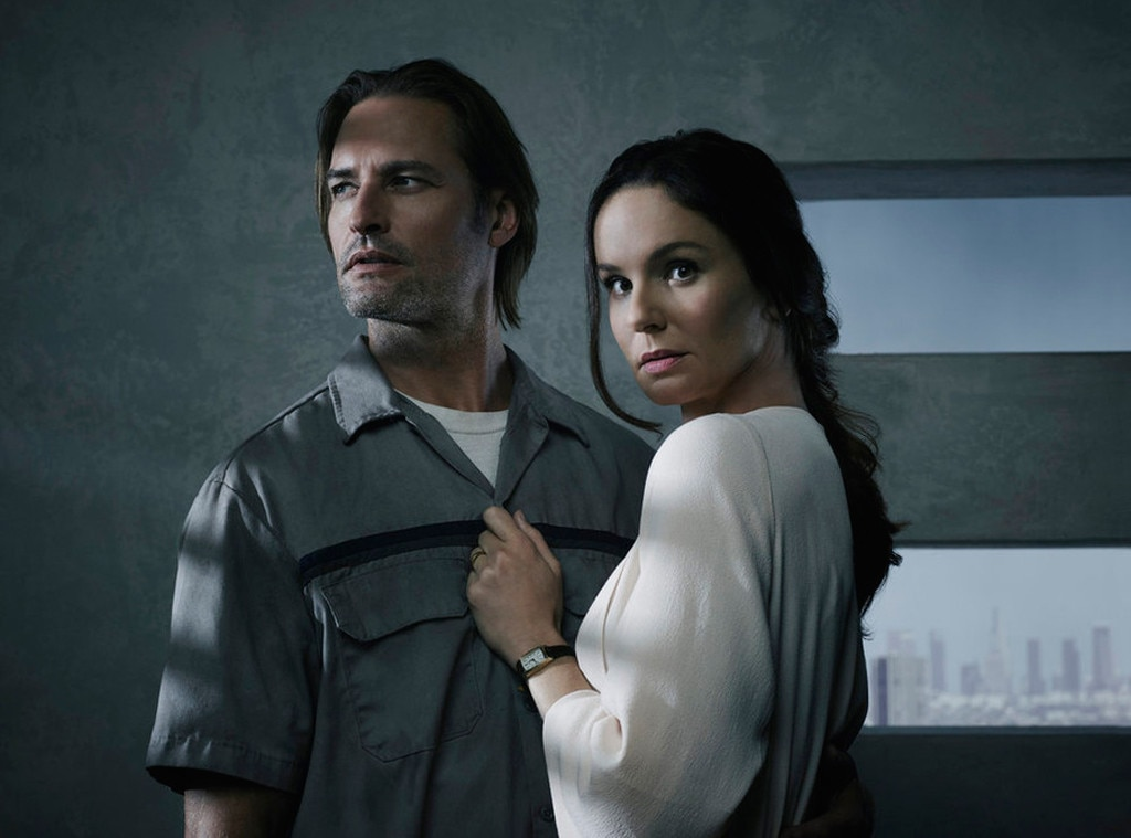 Josh Holloway, Sarah Wayne Callies, Colony