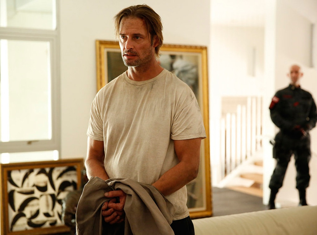 Josh Holloway, Colony