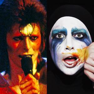 David Bowie, Lady Gaga