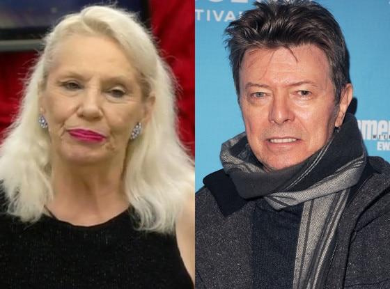 Angie Bowie, David Bowie