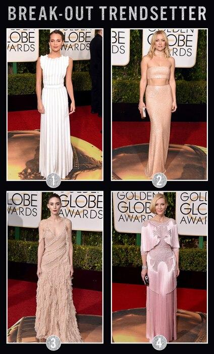 ESC Awards, Golden Globes, Breakout Trendsetter
