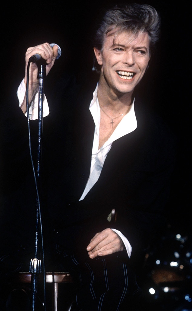 David Bowie, Live at Wembley