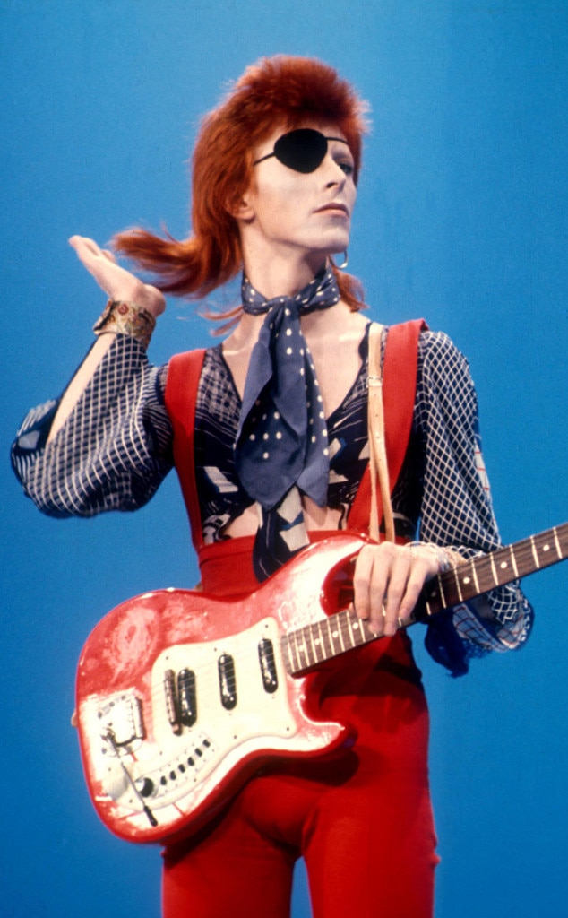 David Bowie, Fashion Icon
