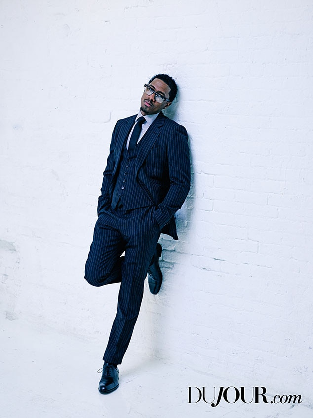 Nick Cannon, DuJour Magazine