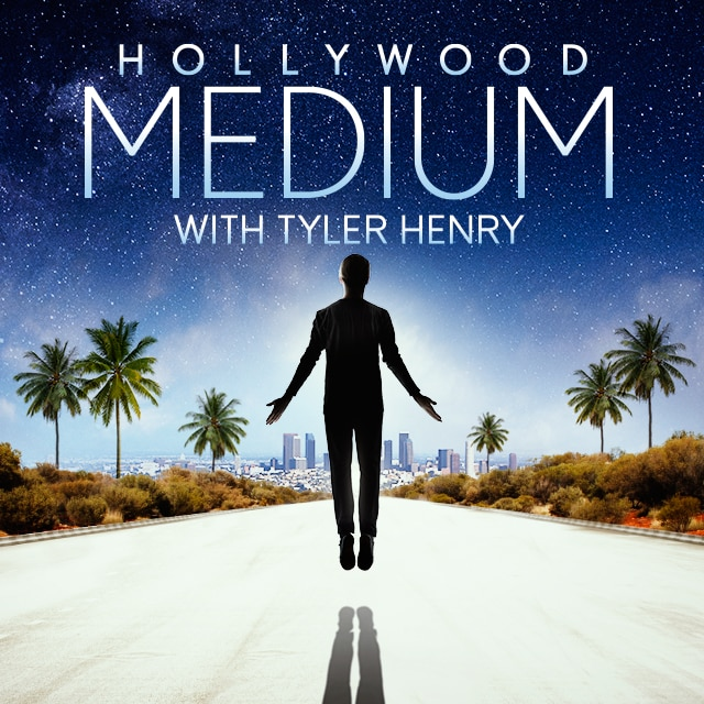 Hollywood Medium with Tyler Henry - Show Package