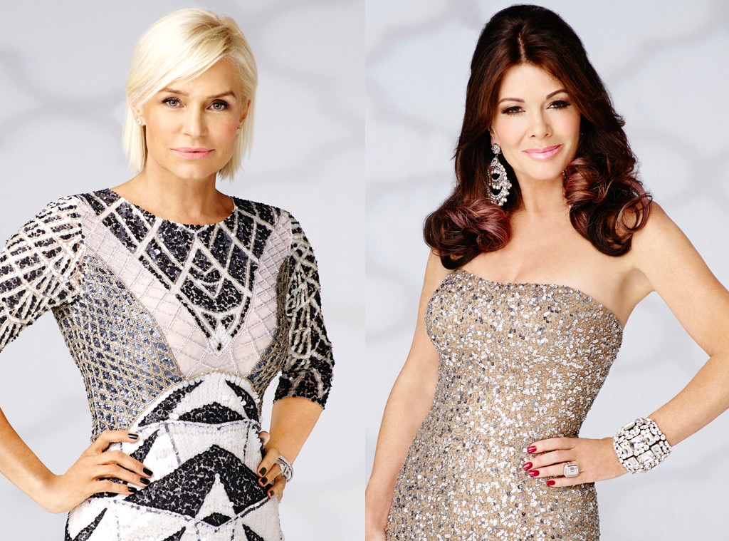 Yolanda Foster, Lisa Vanderpump, The Real Housewives of Beverly Hills