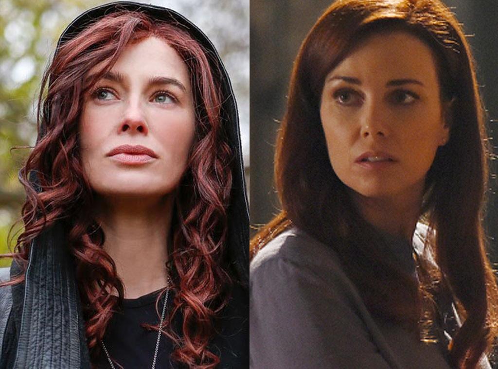 Mortal Instruments vs Shadowhunters, Lena Headey, Maxim Roy