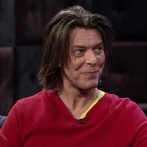 David Bowie, Conan