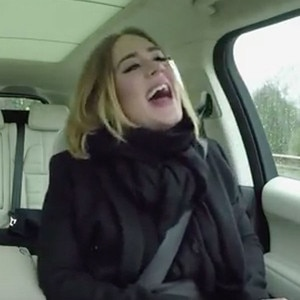 Adele, James Corden, Carpool Karaoke