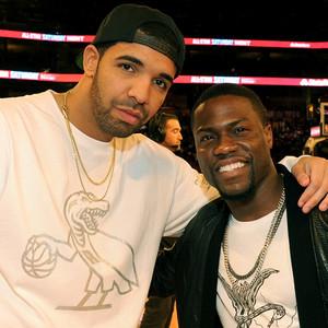 Drake, Kevin Hart