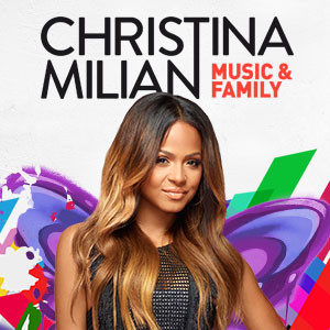 Christina Milian Turned Up (FR: Christina Milian : Music & Family)