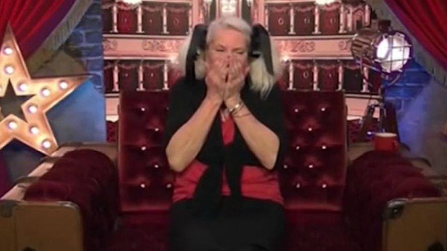 Angie Bowen, Celebrity Big Brother