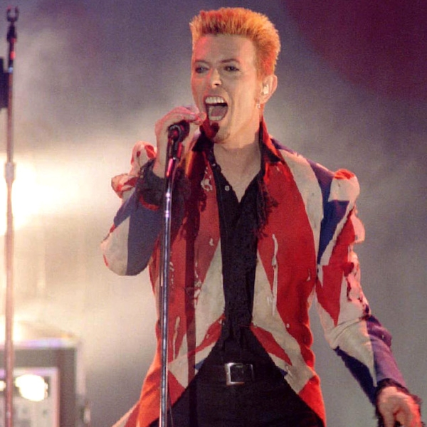1996 From A Tribute To David Bowie Fashion Icon E News