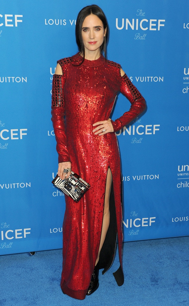 Jennifer Connelly, UNICEF Ball