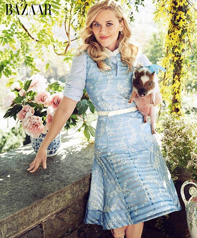 Reese Witherspoon, Harper's Bazaar