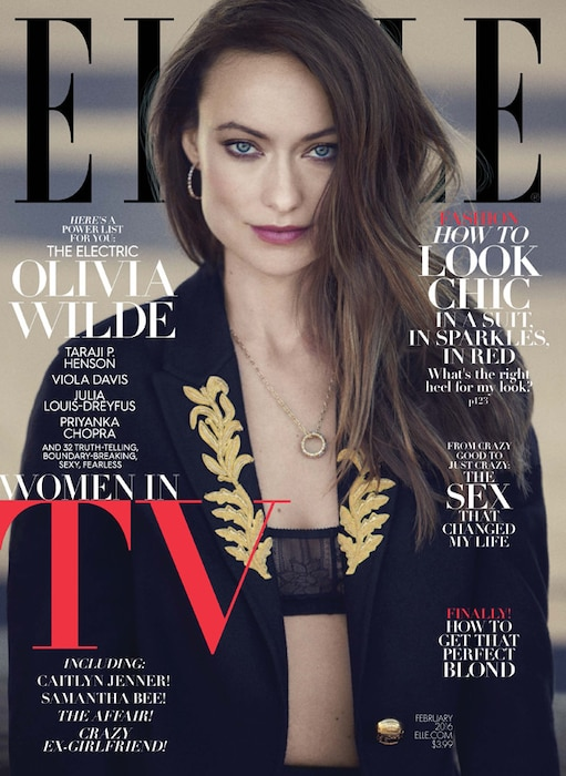Elle Magazine, Olivia Wilde