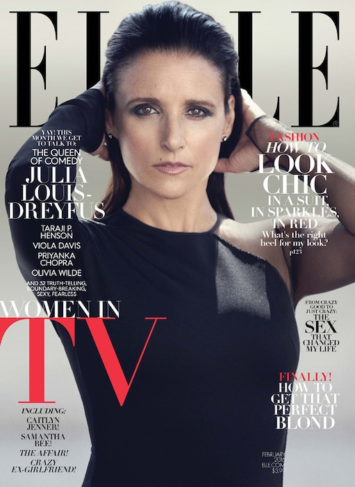 Elle Magazine, Julia Louis-Dreyfus