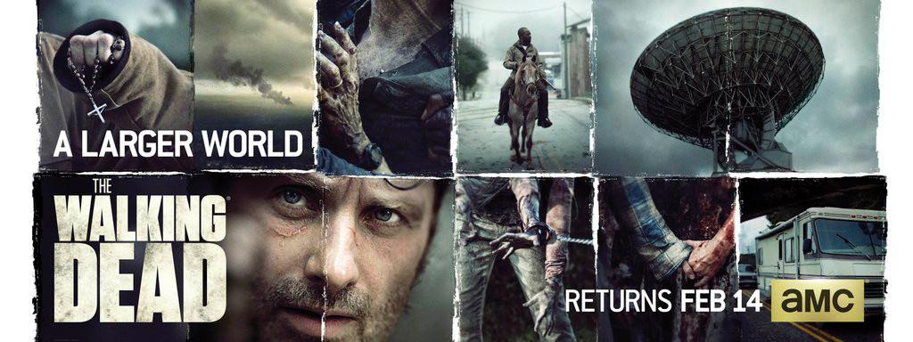 The Walking Dead, Season 6 Key Art