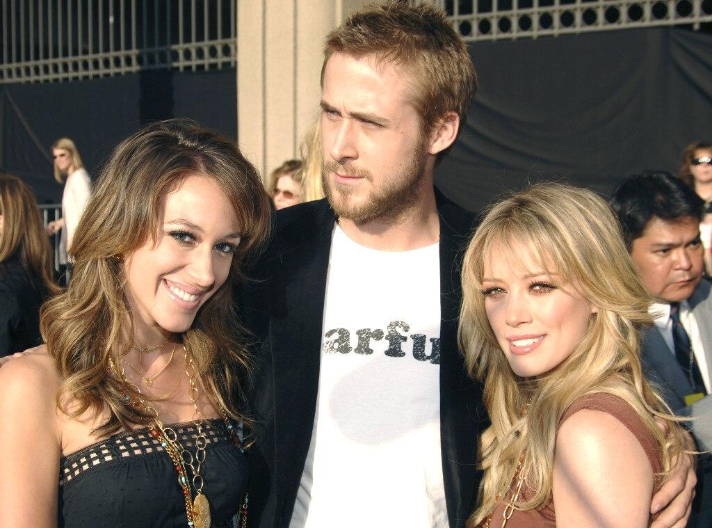 Haylie Duff, Ryan Gosling, Hilary Duff