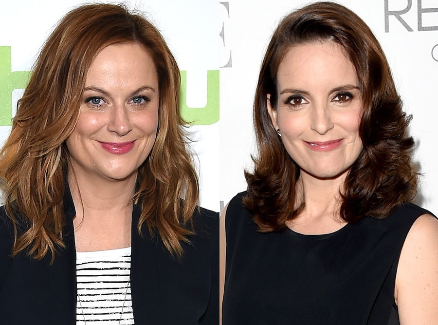 Amy Poehler, Tina Fey, Lip Sync Battle