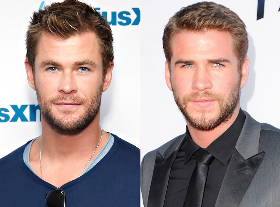 Chris Hemsworth, Liam Hemsworth, Lip Sync Battle