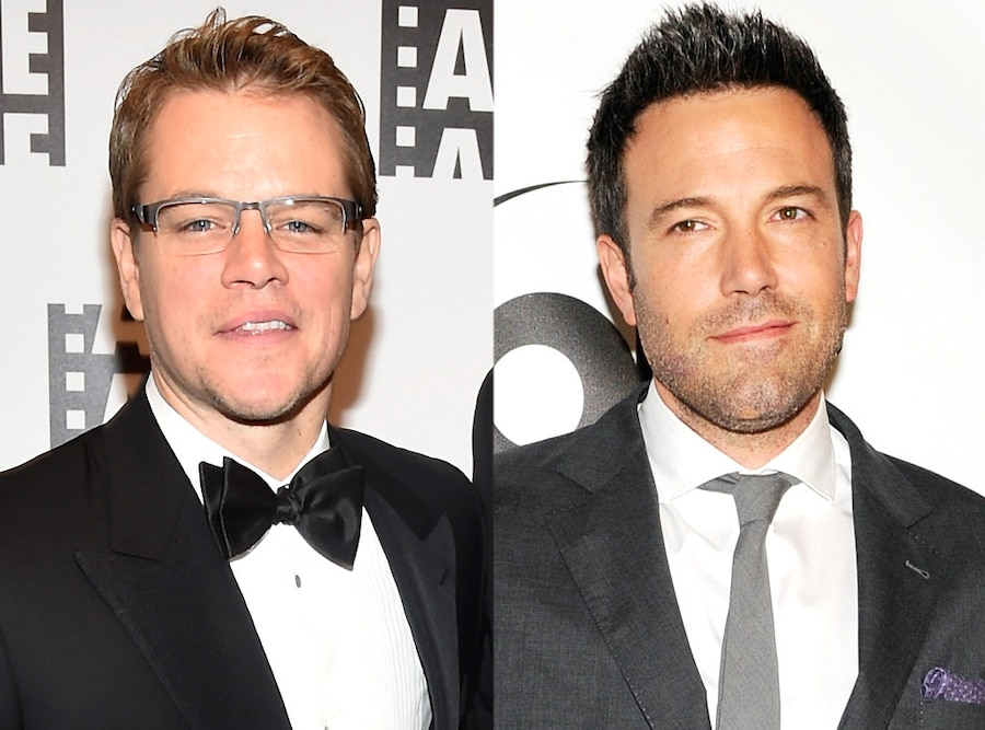 Matt Damon, Ben Affleck, Lip Sync Battle