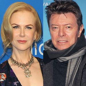 Nicole Kidman, UNICEF Ball, David Bowie
