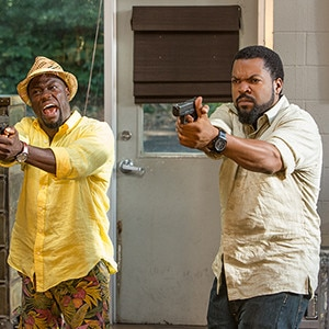 Kevin Hart, Ice Cube, Ride Along 2