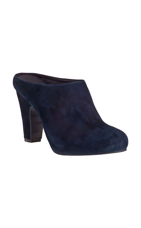 closed toe mules from mules slide into these cool