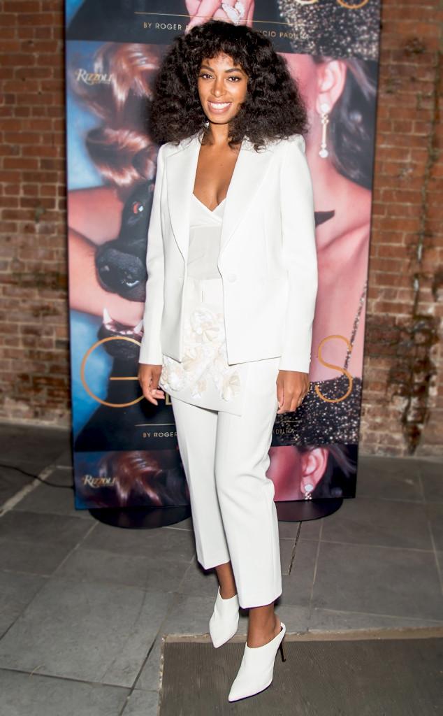 Solange Knowles, ESC: Mules