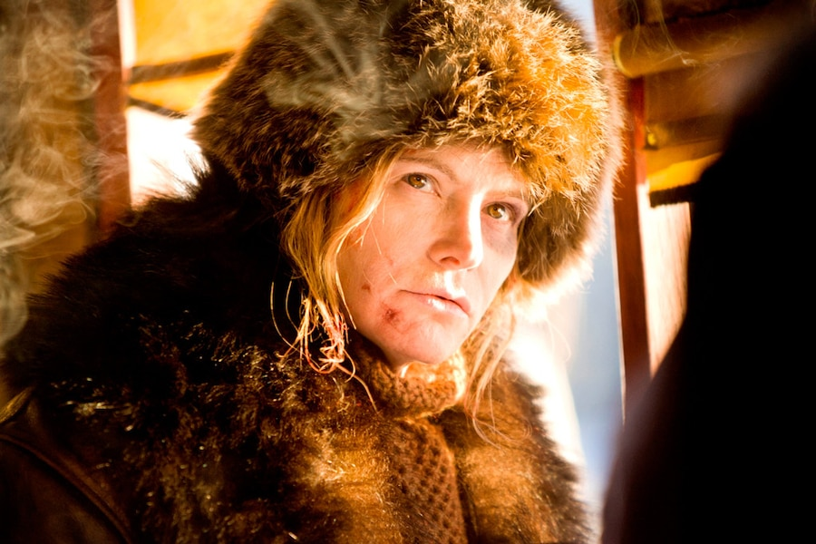 Jennifer Jason Leigh, The Hateful Eight