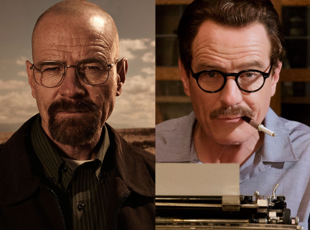 Oscar Nominees Forever Known For Other Roles, Bryan Cranston
