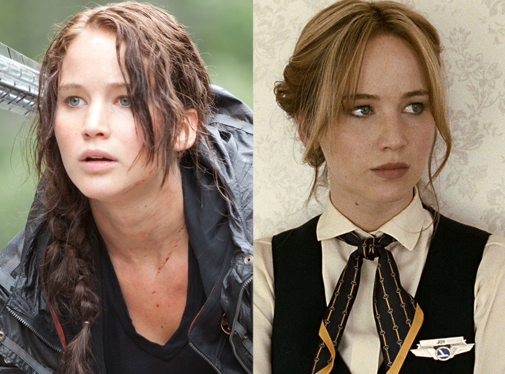 Oscar Nominees Forever Known For Other Roles, Jennifer Lawrence