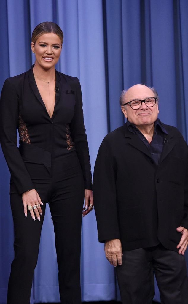 Khloe Kardashian, Danny Devito