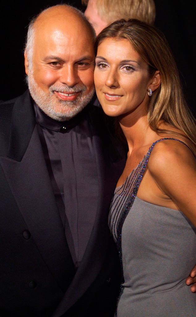 Celine Dion, Rene Angelil