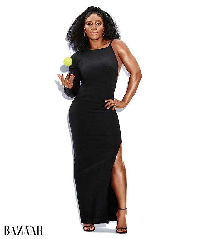 Serena Williams, Harper's Bazaar