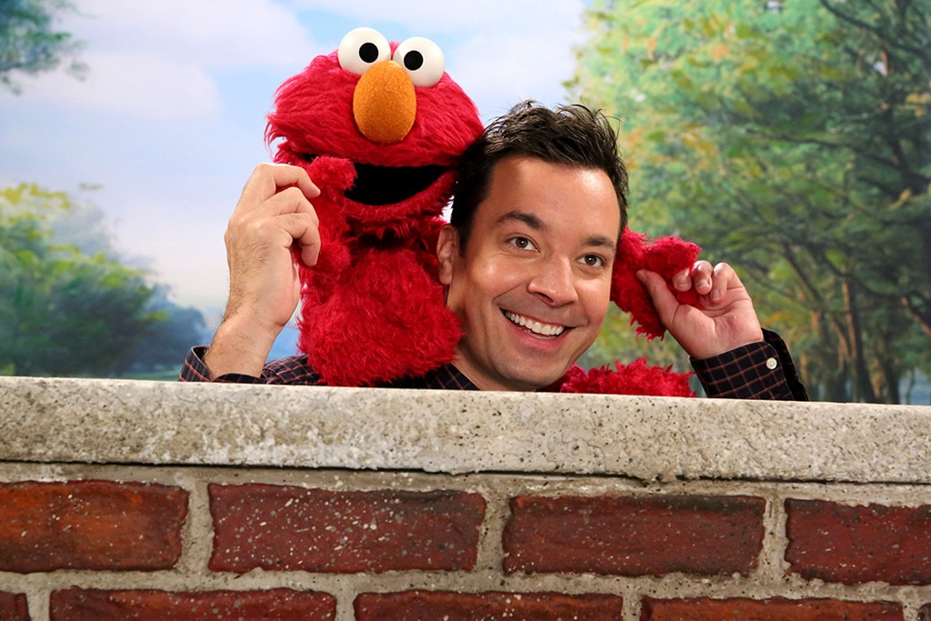 Jimmy Fallon, Elmo