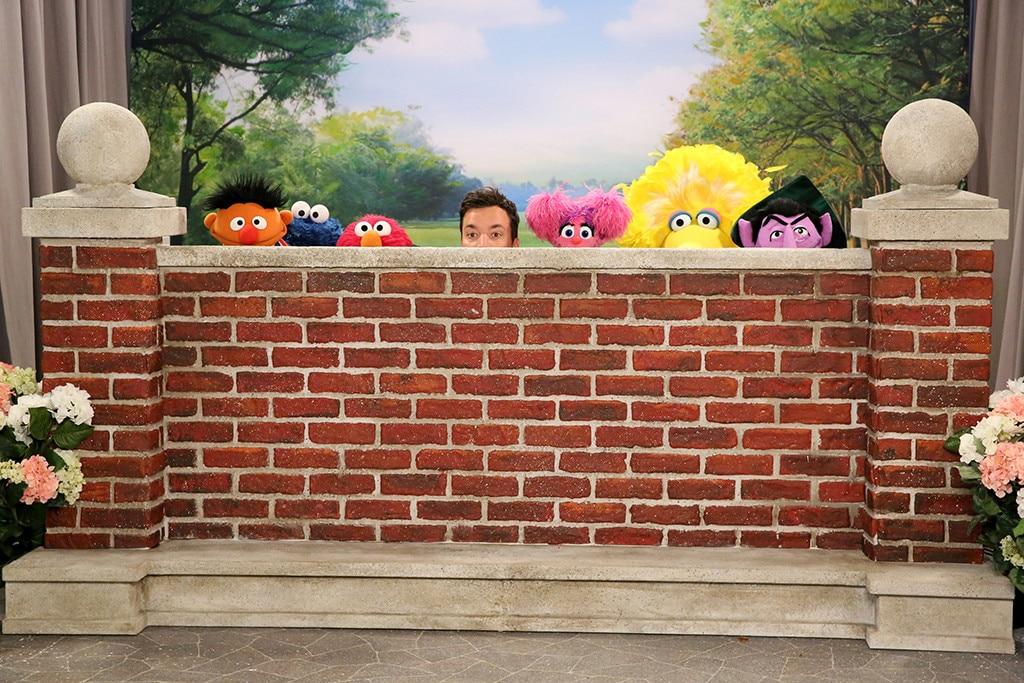 Jimmy Fallon, Sesame Street