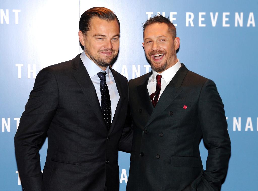 Leonardo DiCaprio, Tom Hardy