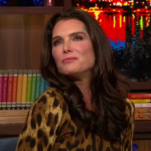 Brooke Shields, Watch What Happens Live