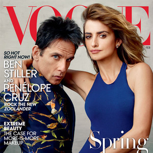 Ben Stiller, Zoolander, Vogue