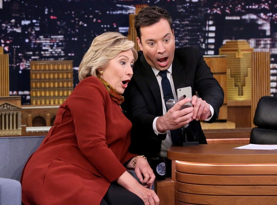 Hillary Clinton, Jimmy Fallon