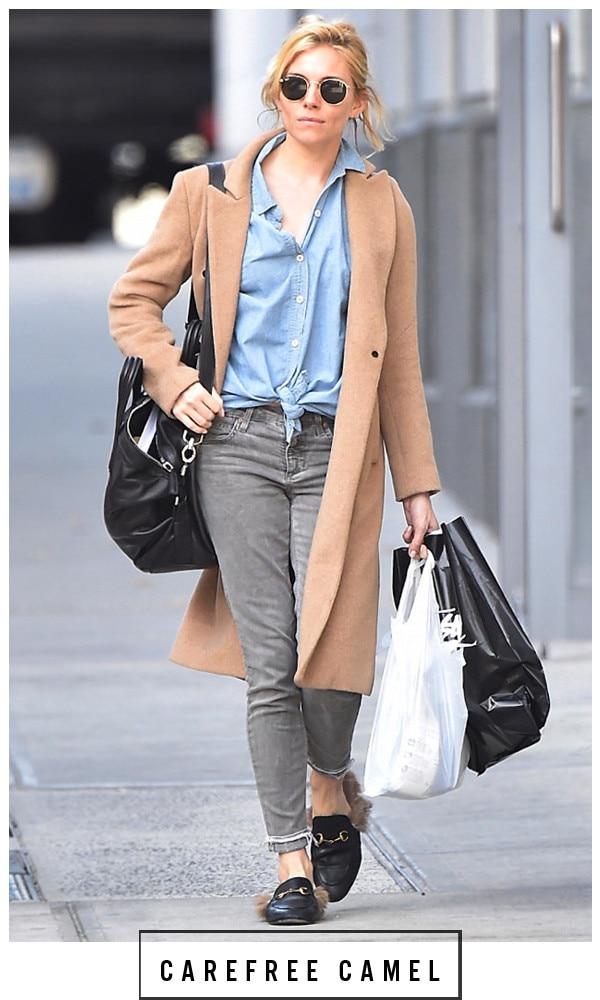Sienna Miller, ESC: Camel