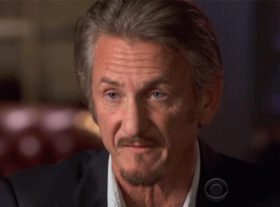 Sean Penn, 60 Minutes